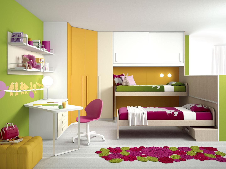Idee Per Camere Ragazzi camerette ima mobili – trezzi interni